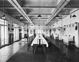 Photographie des Sanatorium Purkersdorf