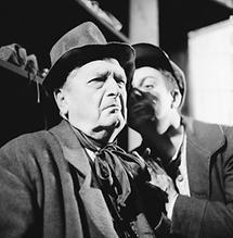 Hans Moser und Hans Putz