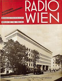Das neue Funkhaus in Wien IV