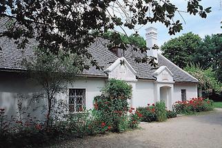 Das Geburtshaus des Komponisten Franz Liszt in Raiding
