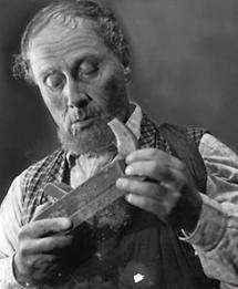 Der Wiener Kammerschauspieler Hermann Thimig