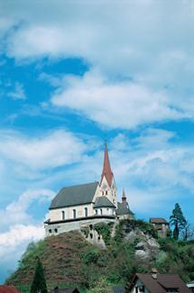 Pfarrkirche Rankweil, Vorarlberg