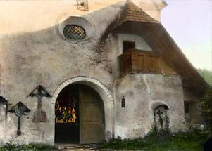Alte Kapelle in Ratten
