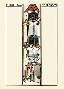 Wiener Werkstätte Postkarte Nr. 635