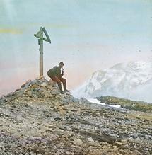 Gipfelkreuz auf der Preinerwand