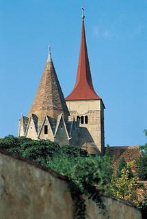Filialkirche Heiligenblut in Pulkau
