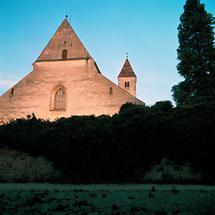 Aussenansicht der Klosterkirche