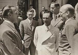 Goebbels auf dem Kahlenberg