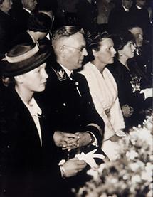 Erstaufführung des Olympiafilms von Leni Riefenstahl