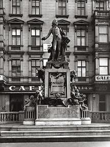 Mozart-Denkmal in Wien I.