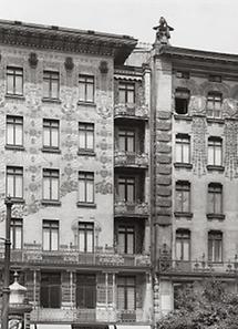 Mietshäuser von Otto Wagner