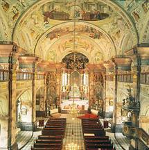 Kirche des Zisterzienserstifts Rein in der Steiermark