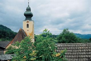 Pfarrkirche von Reinsberg