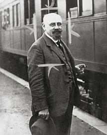 Portrait Karl Renner