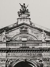 Komische Oper in Wien (1)