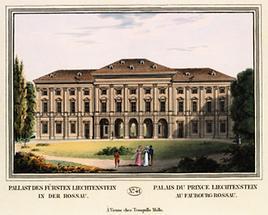 Sommerpalais Liechtenstein