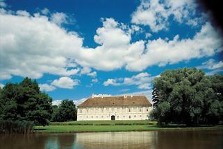 Schloss Rohrau in Niederösterreich