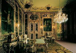 Vieux-Laque-Zimmer in Schönbrunn