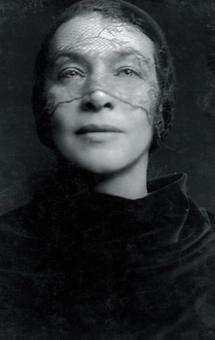 Die Schauspielerin Ida Roland