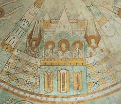 Fresken im Gurker Dom