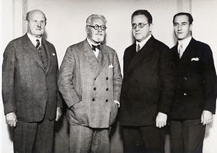 Das Rosé-Quartett