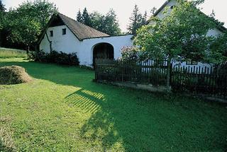 Bauernhof in Oberneustift bei Rosenau