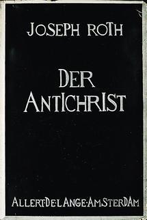 Umschlag: Der Antichrist von Joseph Roth