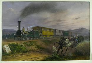 Die neue Südbahn zwischen Baden und Wien