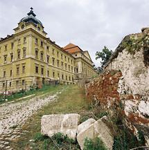 Kloster Louka in Südmähren