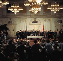 Jimmy Carter und Leonid Breschnew (3)