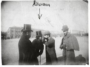 Hermann Bahr in Paris
