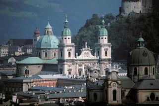 Salzburger Dom, Kuppel