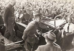 Außenminister von Ribbentrop