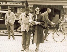 Marlene Dietrich und ihr Mann