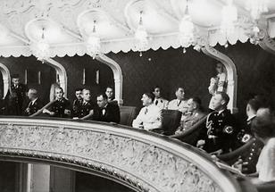 Adolf Hitler bei den Salzburger Festspielen