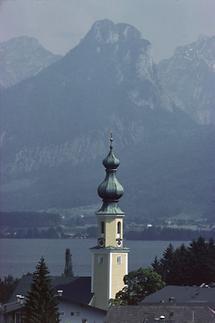 Pfarrkirche St. Gilgen