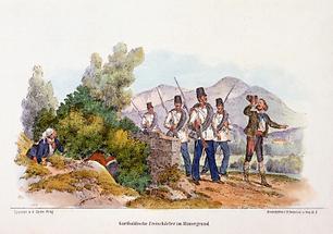 Episoden aus dem sardinischen Krieg