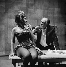 Evelyn Lear und Paul Schöffler