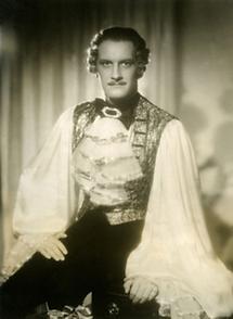 Der österreichische Schauspieler Karl Schönböck (1)