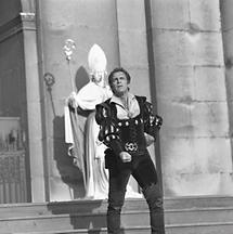 Maximilian Schell als Jedermann