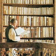 Stiftsbibliothek Schlierbach