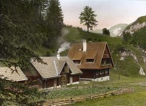 Hoyos' Jagdhaus