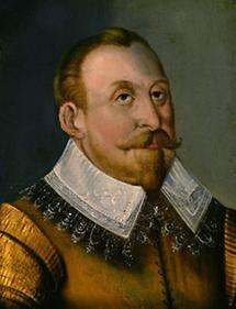 King Gustav II.