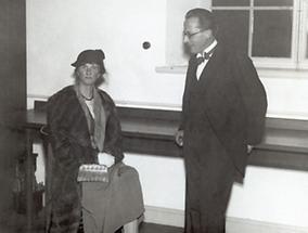Nobelpreisträger Dr. Erwin Schrödinger