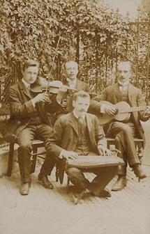 Schrammel-Quartett