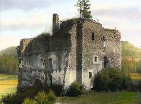 Ruine Schrattenbach