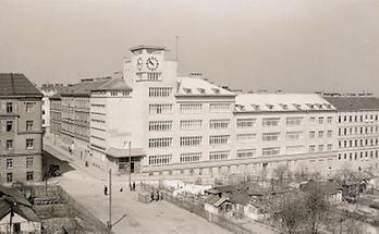 Die Tschechische Schule in Wien XII.