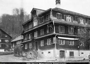 Schwarzenberg im Bregenzerwald