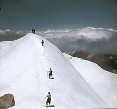 Schwarzenstein in den Zillertaler Alpen