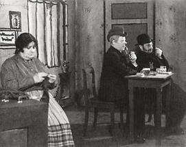 Max Pallenberg als Schwejk (1)